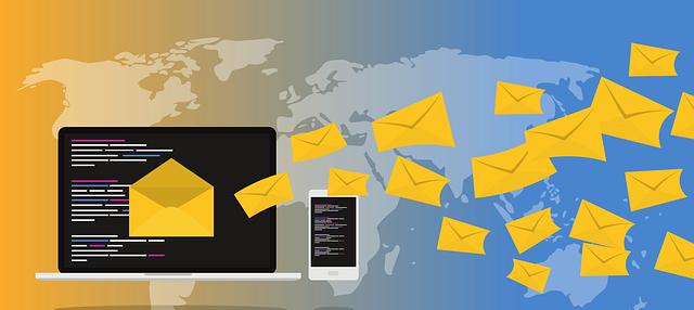 redaction email marketing