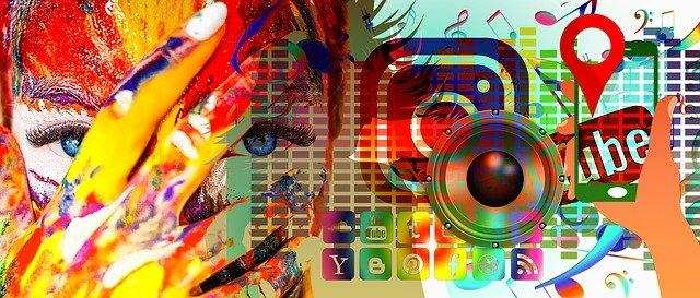 publications sur les réseaux sociaux